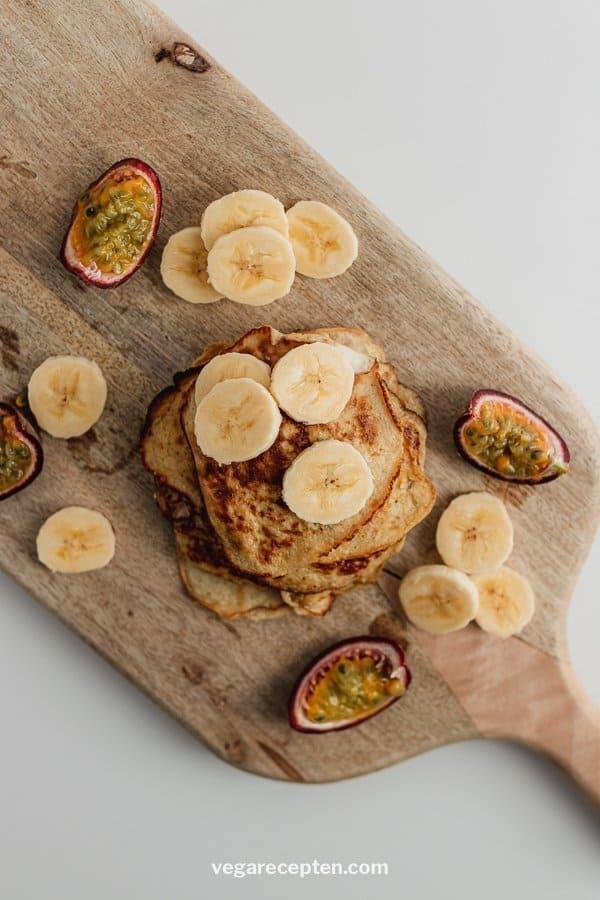 Bananenpannenkoekjes