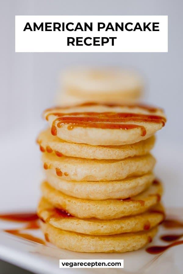 American pancake recept