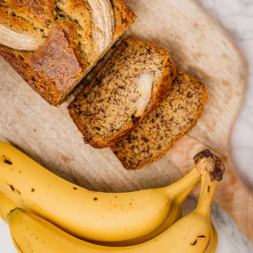 Bananenbrood recept basis
