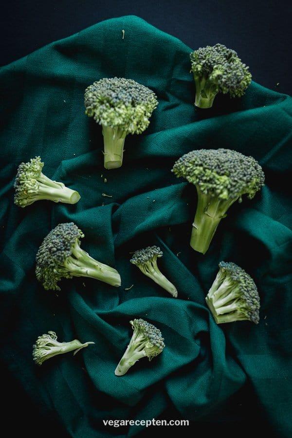Broccoli rauw eten