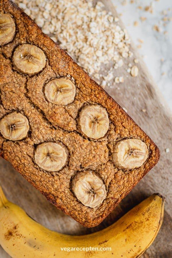 Gezond bananenbrood zonder suiker recept
