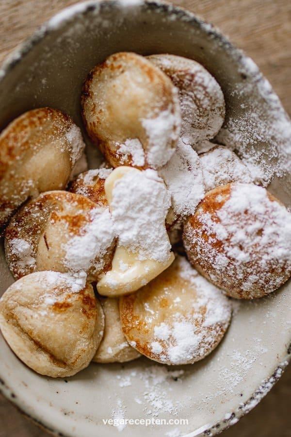 Typisch Nederlands poffertjes recept