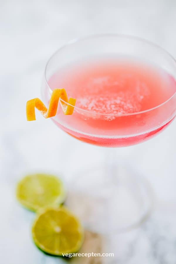 Cosmopolitan cocktail recept