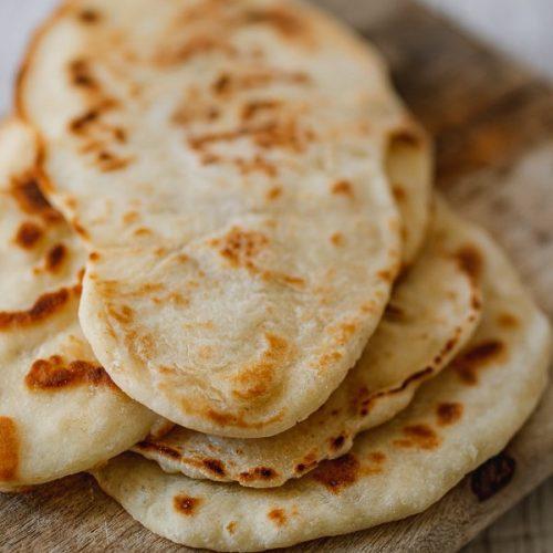 Flatbread maken platbrood recept
