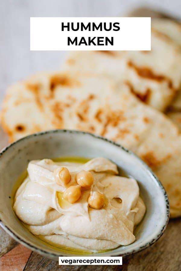 Hummus maken