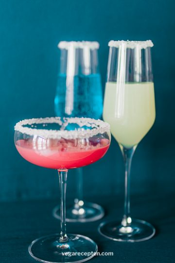Trans pride cocktail recept