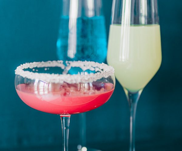 Trans pride cocktail recipe