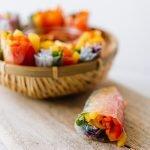 Vietnamese spring rolls recept