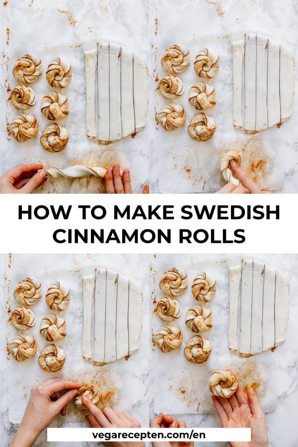 How to make swedish cinnamon rolls