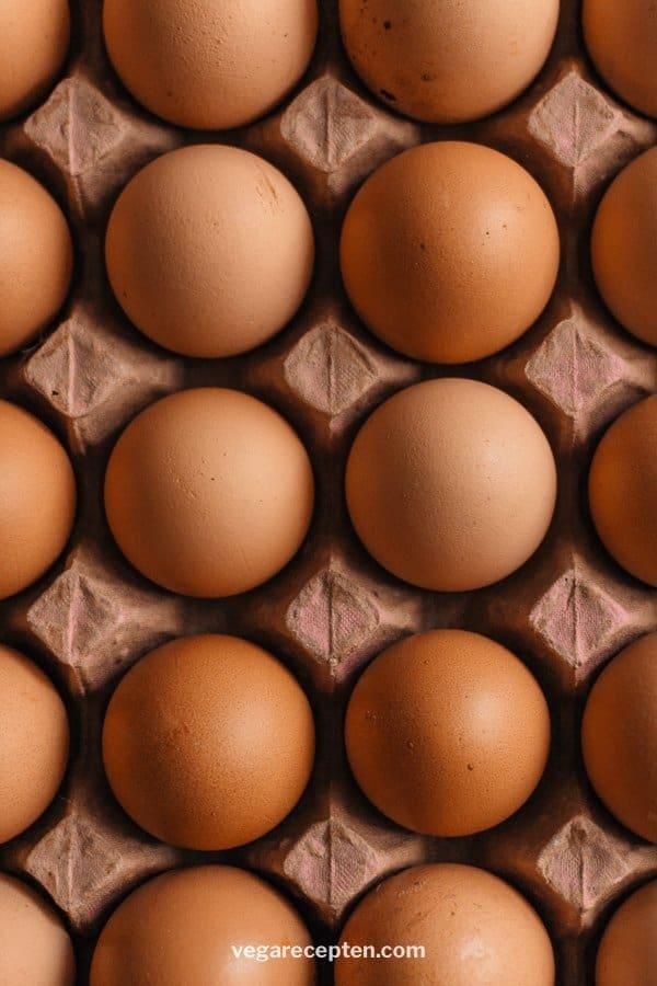 Eieren ei vervangers