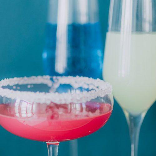 Pride cocktail recept