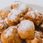 Dutch donuts oliebollen recipe