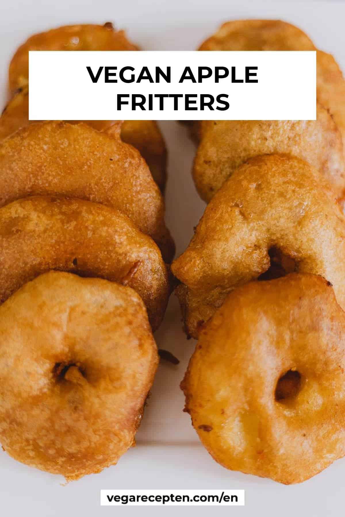 vegan apple fritters fried apple rings recipe