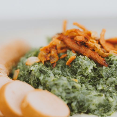 Dutch Boerenkool Recipe Mashed Potatoes With Kale