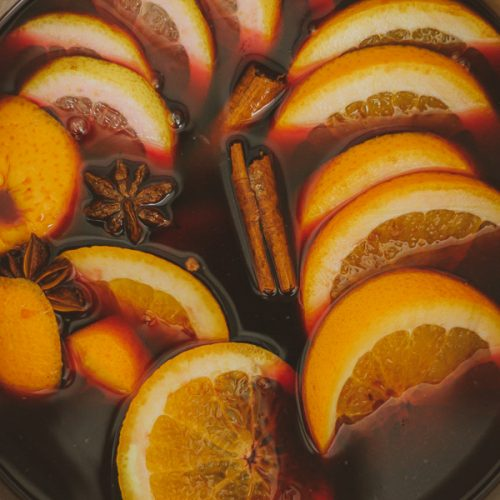 German Mulled Wine Gluhwein Recipe