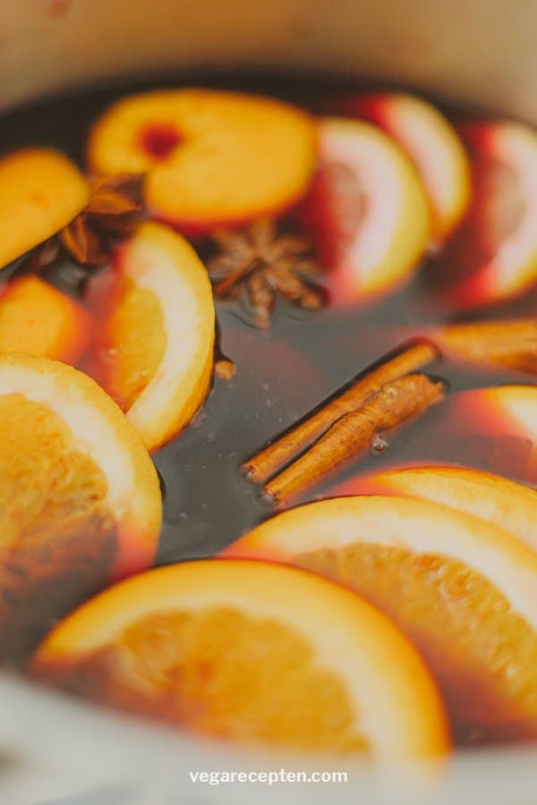German Mulled Wine Gluhwein Recipe
