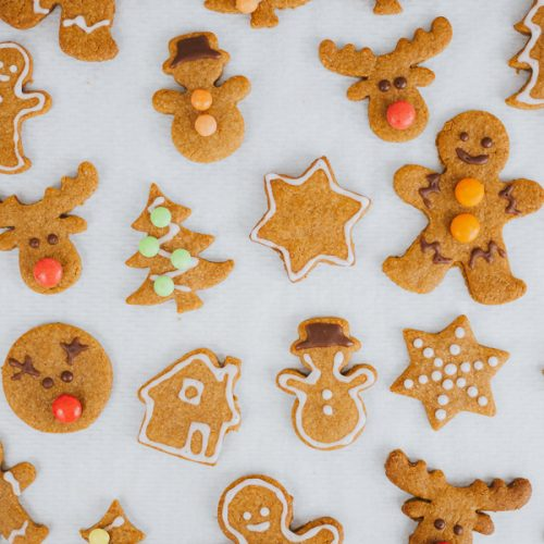 Vegan Christmas Cookies Spiced Christmas Cookies Recipe