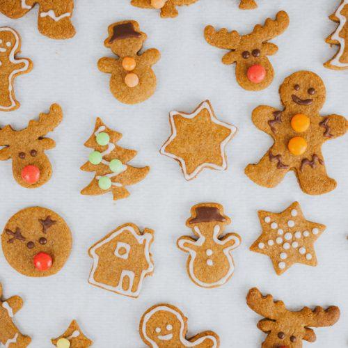 Vegan Christmas Cookies Spiced Christmas Cookies Recipe