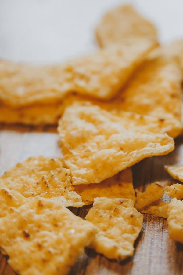 Wat in kaasfondue dippen nachos