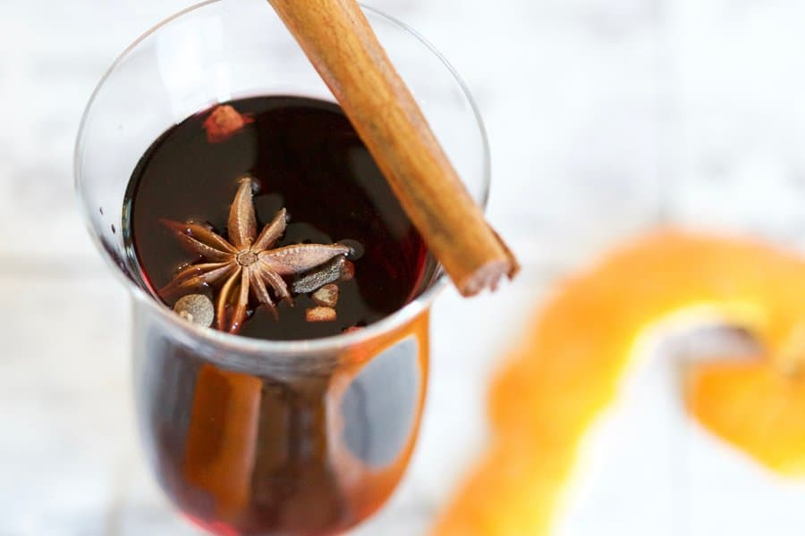 Make your own german mulled wine Gluhwein Recipe
