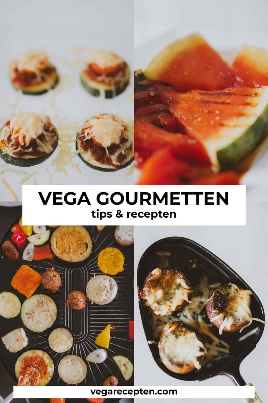vegetarisch gourmetten recepten recepten en tips