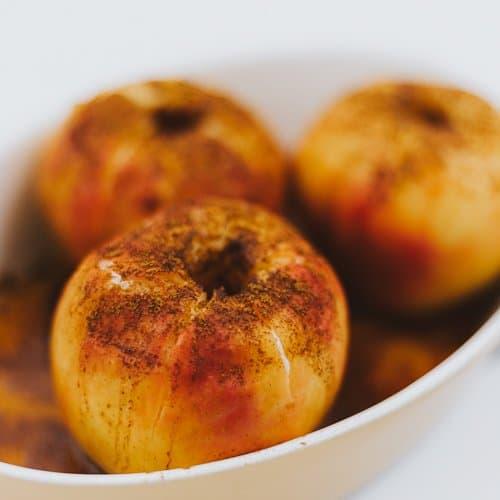 Appel uit de oven recept
