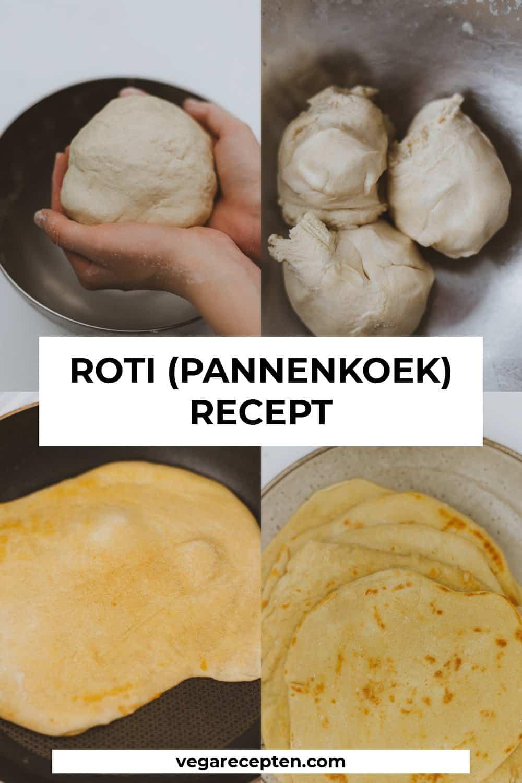 Roti pannenkoek recept