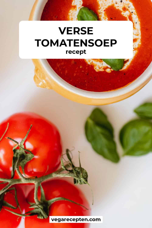 Tomatensoep recept