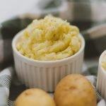 Zelf aardappelpuree maken