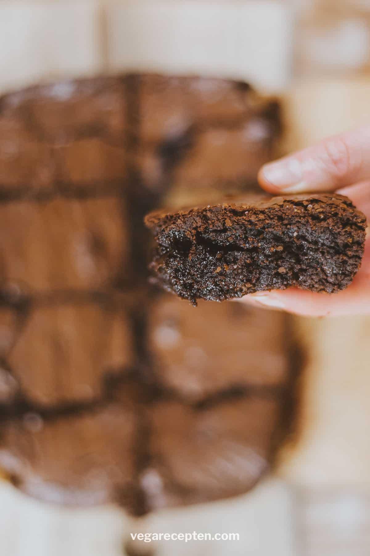 Brownie recept brownie bakken