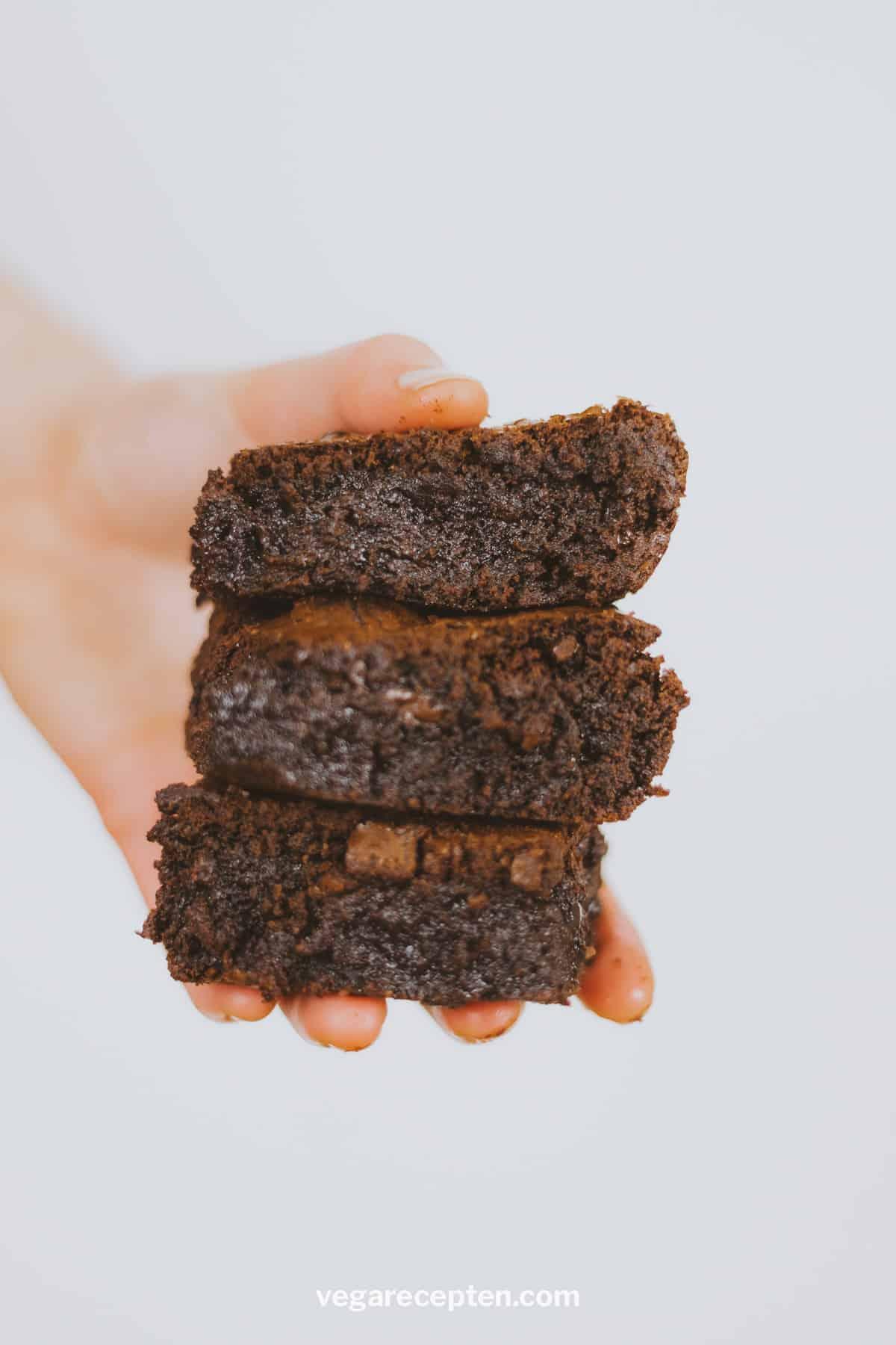 Brownies eten