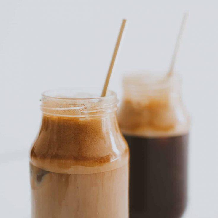 Griekse frappe maken ijskoffie recept