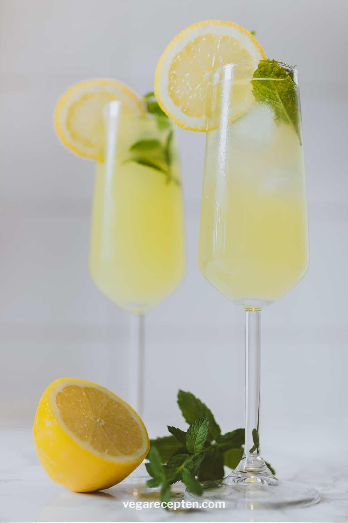 Limoncello spritz recept