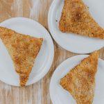 vegan apple turnovers recipe puff pastry