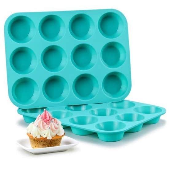Cupcakes bakvorm