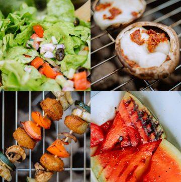Vegetarische BBQ tips en recepten