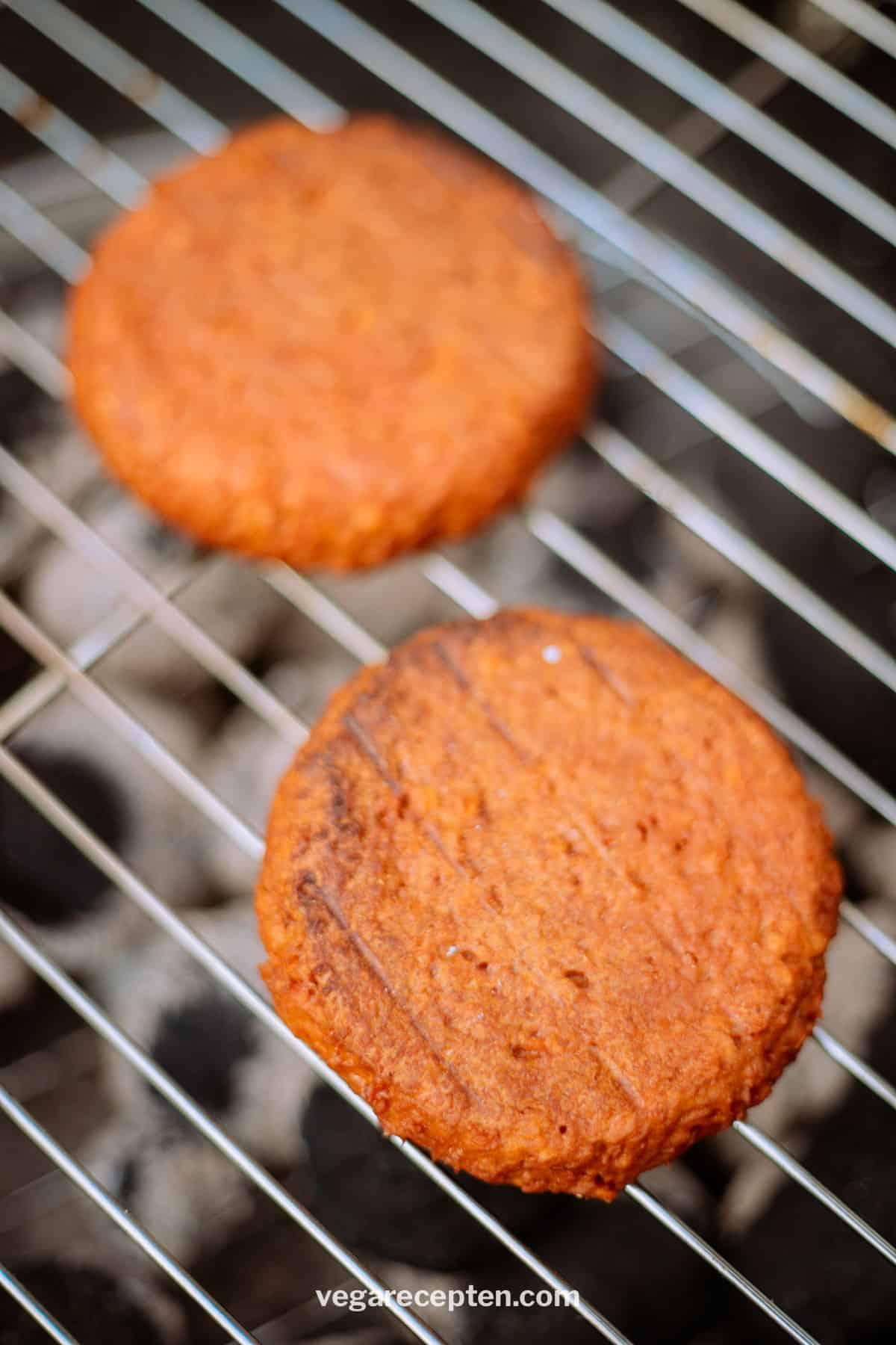 Vleesvervangers voor op de vega BBQ